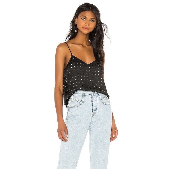 Generation Love Rory Crystal Tank Camisole